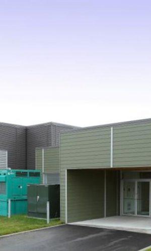 Centre de recherche Darwin – Construction