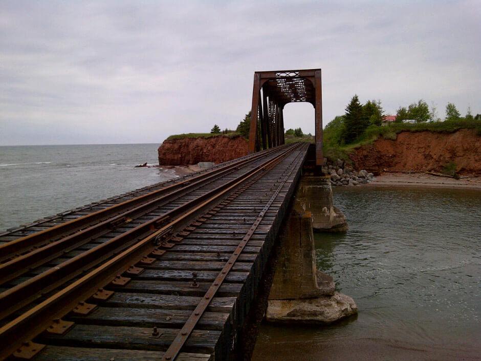 Ponts ferroviaires du chemin de fer de la Gaspésie