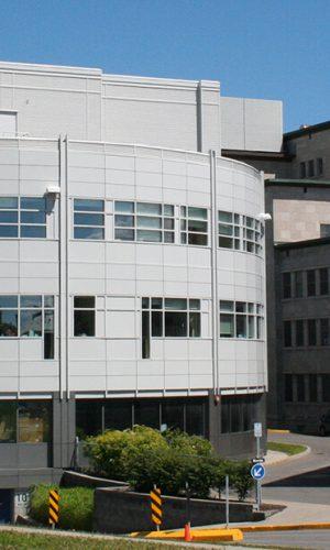 Centre mère-enfant de Québec – Construction