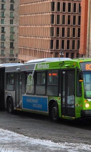 Métrobus Québec