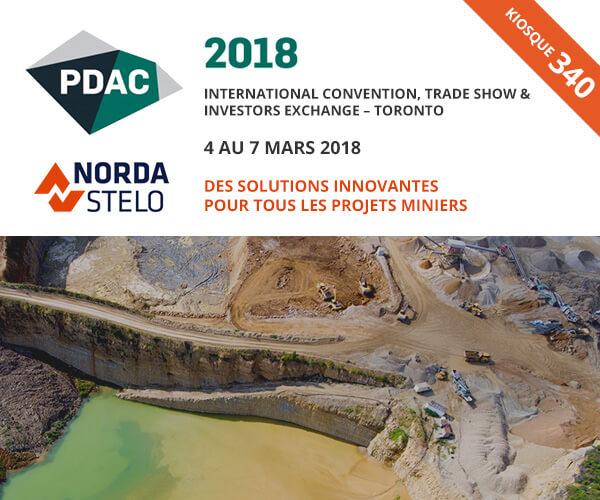 Bannière PDAC 2018 EN